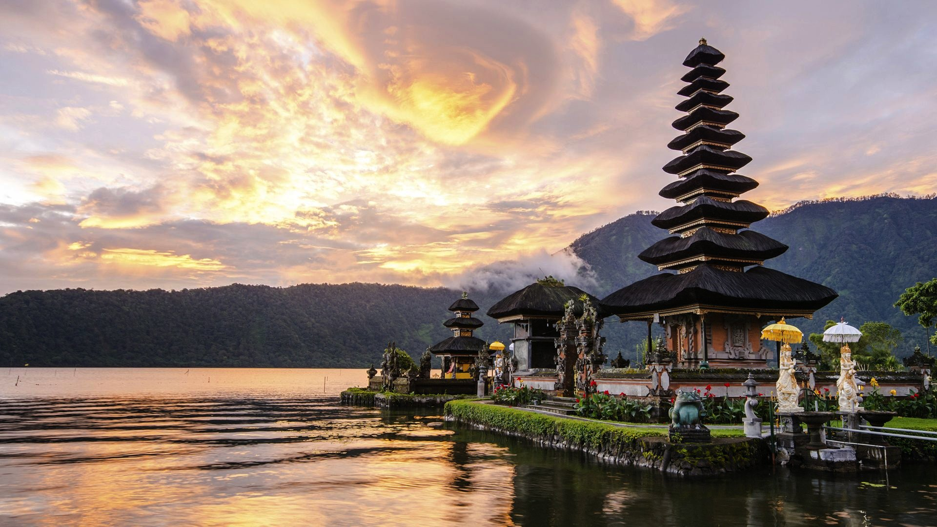 Bali off the beaten track