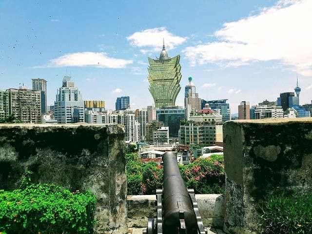 Citadel of Macao