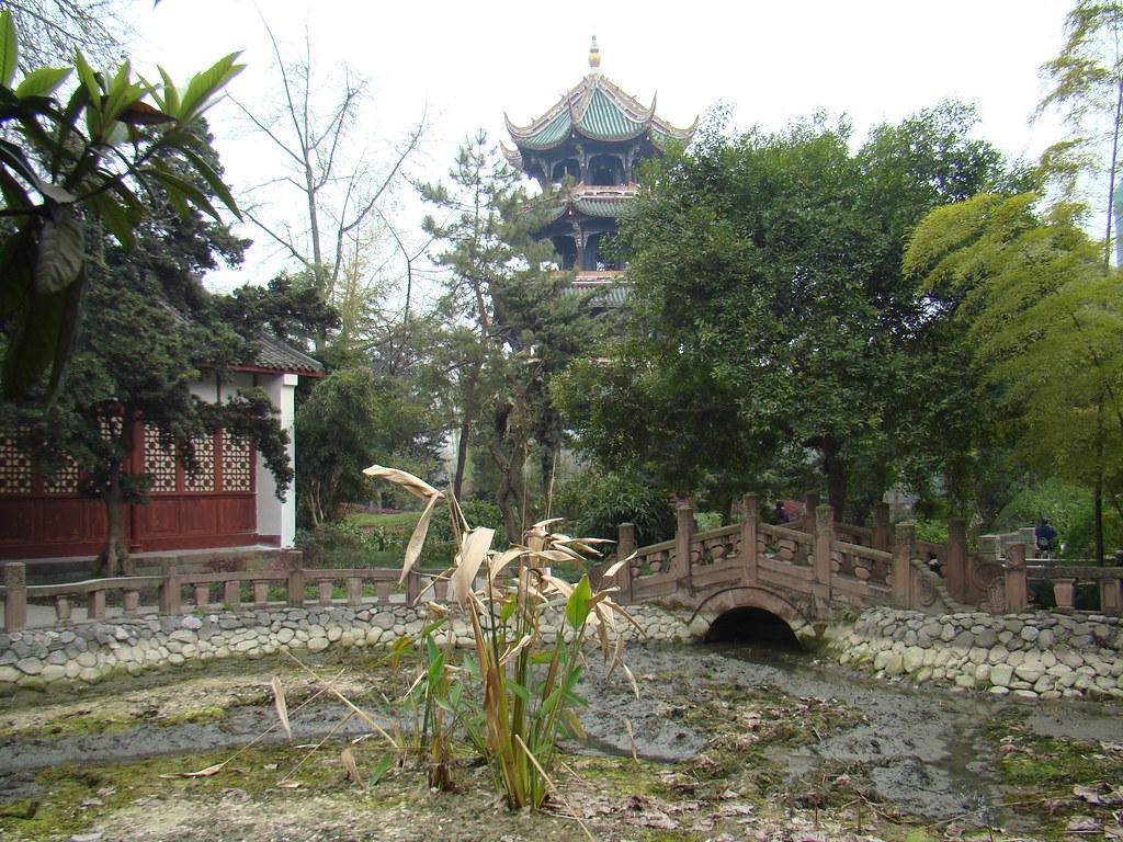 Wangjiang Lou Chengdu