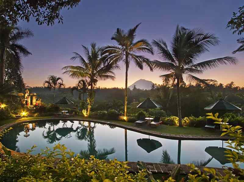 Alam Sari Keliki Resort spa