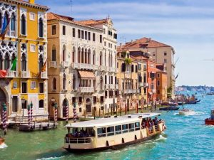 Venice Italy Honeymoon destinations