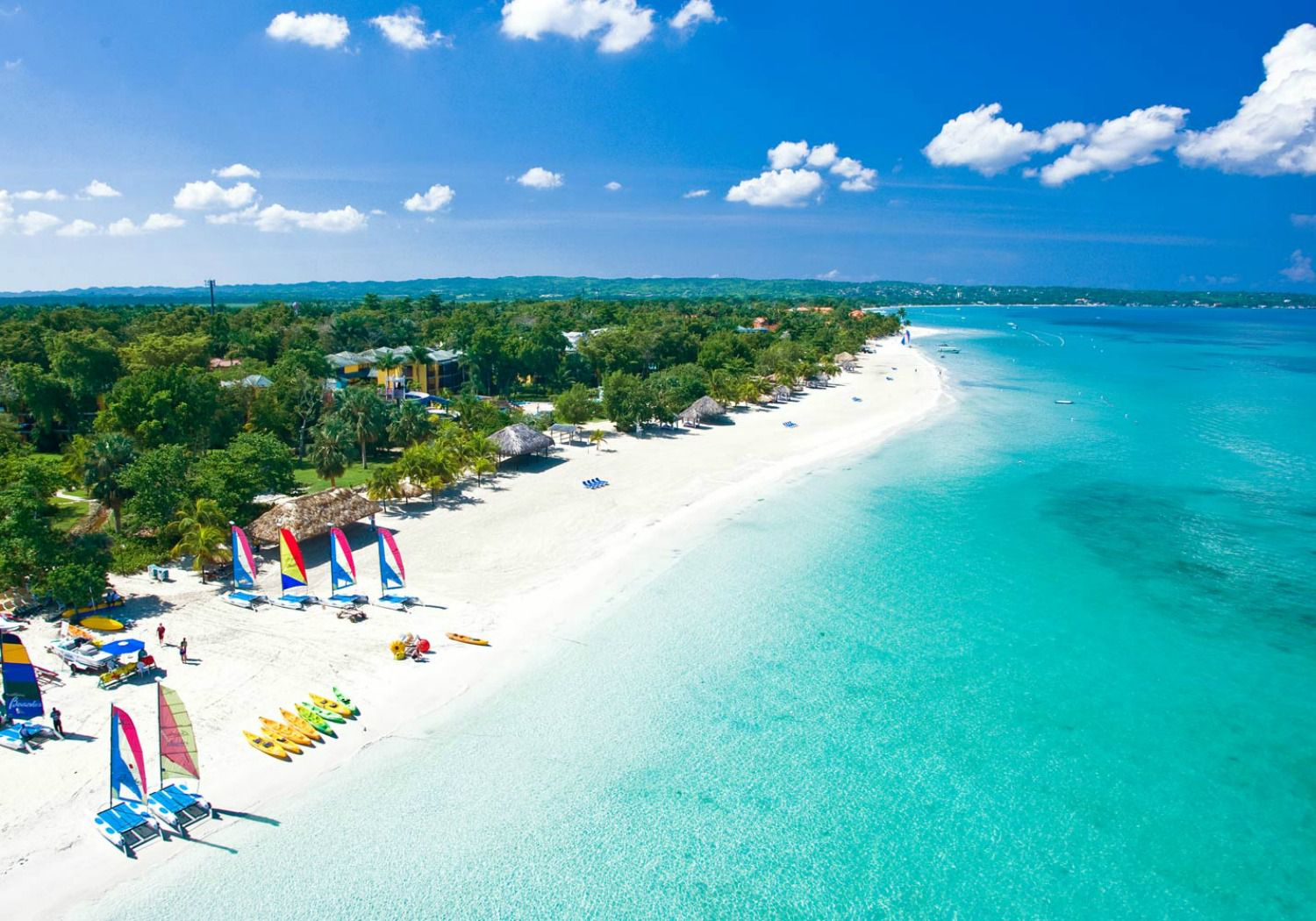 Beaches Negril in Jamaica