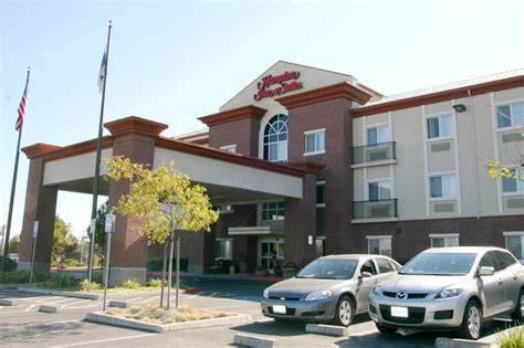 hampton inn suites vacaville napa valley