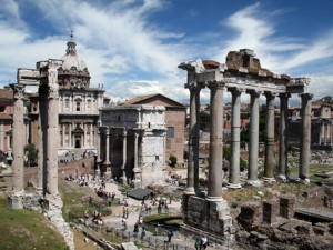 Ancient Roman Forum, Rome