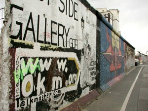 Berlin, Eastside Gallery