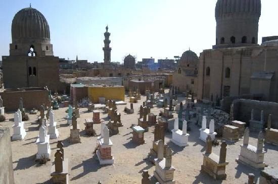 The City of the Dead Northern Cemetery Cairo