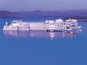Taj Lake Palace, India