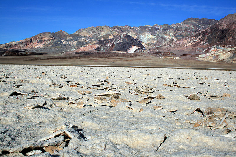 Death Valley National Park Devil Golf Course