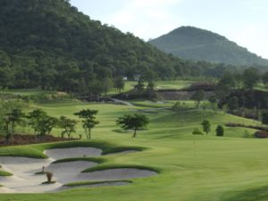 Black Mountain Golf Club, Hua Hin