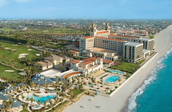 Florida, The Breakers Hotel in Palm Beach