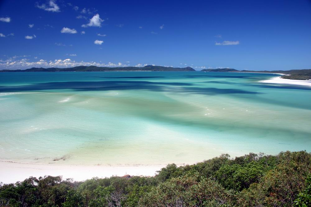 Asia easy vacation planning for White sand beach vacations