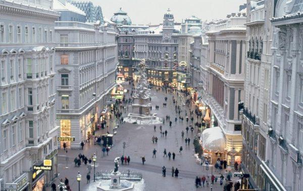 Winter-Vienna-Austria