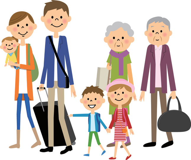 The Fun And Challenges Of Multigenerational Family Travel