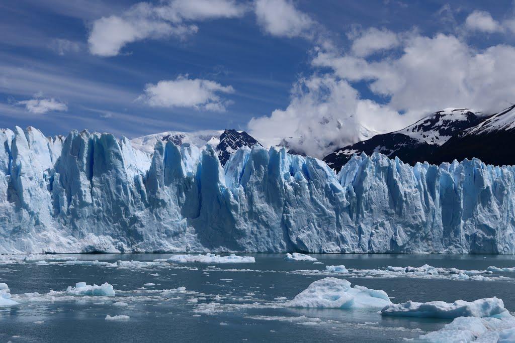 Glacier Perito Moreno El Calafate
