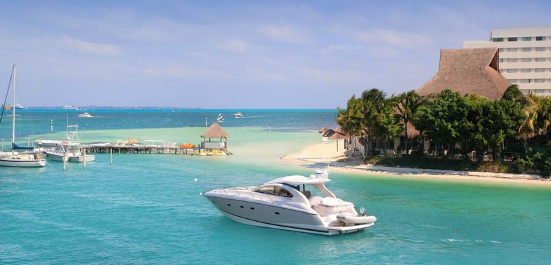Boat Tours in Cancun