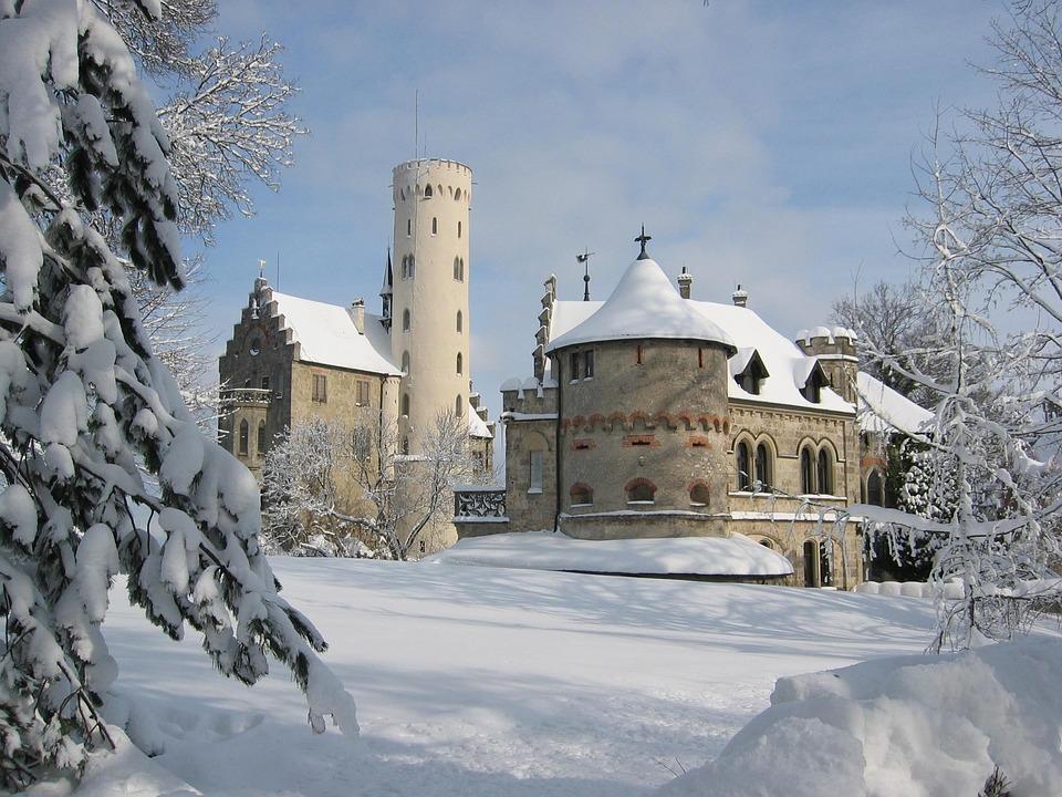 castle-liechtenstein