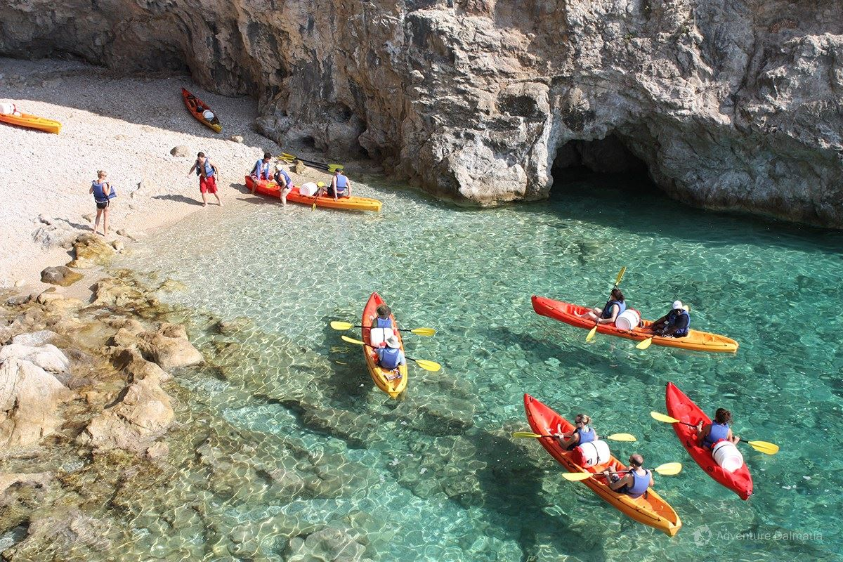 Sea Kayaking Dubrovnik