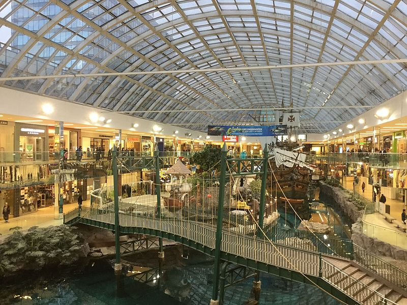 West Edmonton Mall