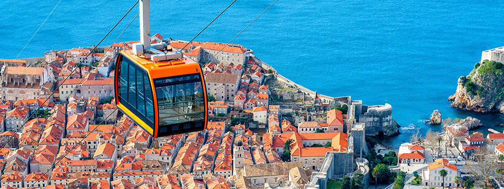 cable car dubrovnik