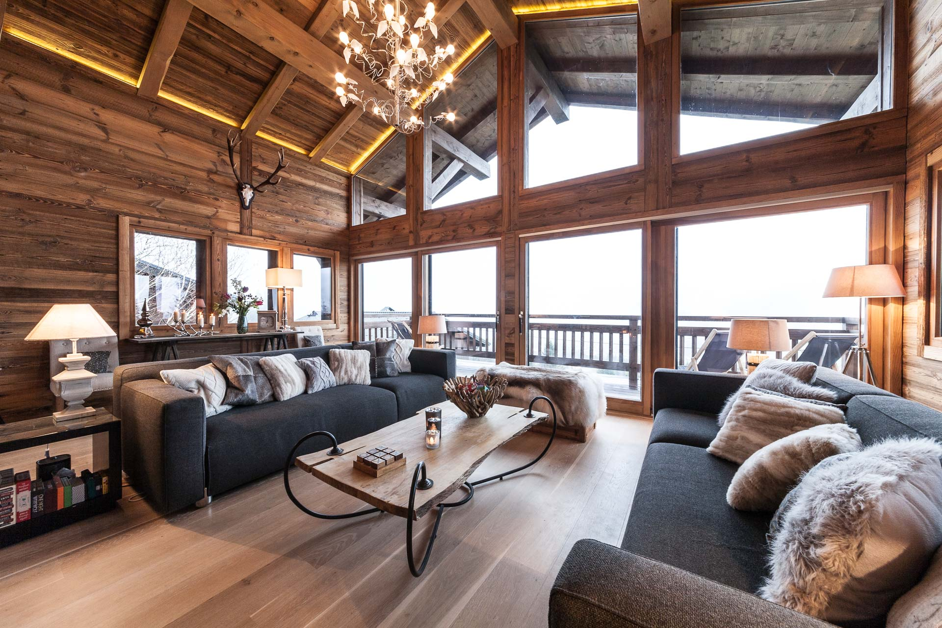 Les Gets Luxury Chalets