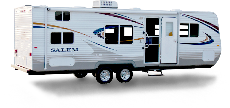 Travel trailer rentals