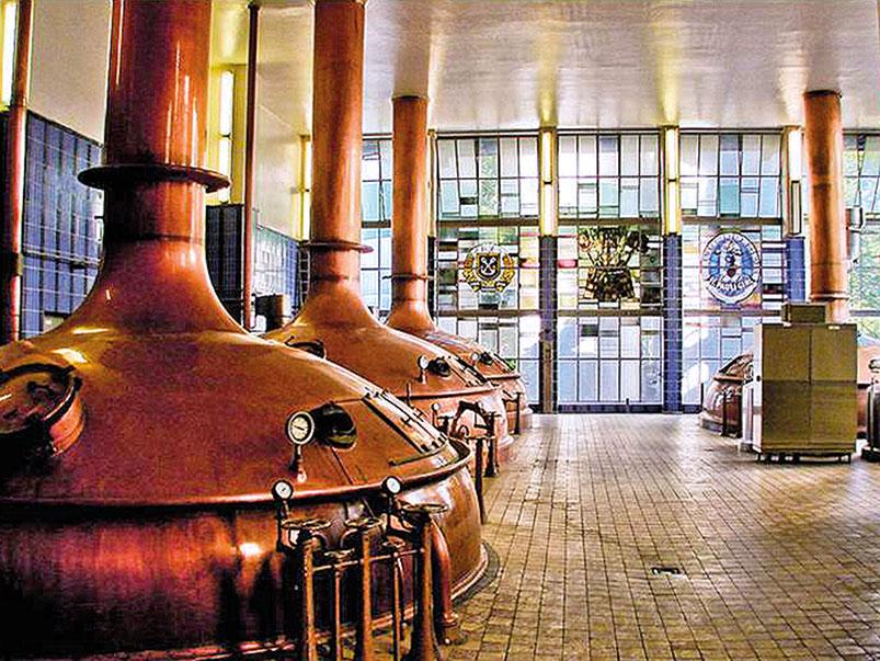 Becks Brewery