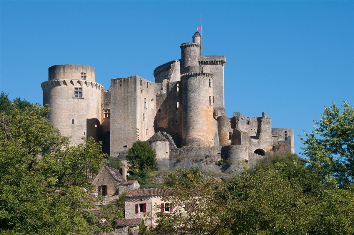Château de Bonnaguil