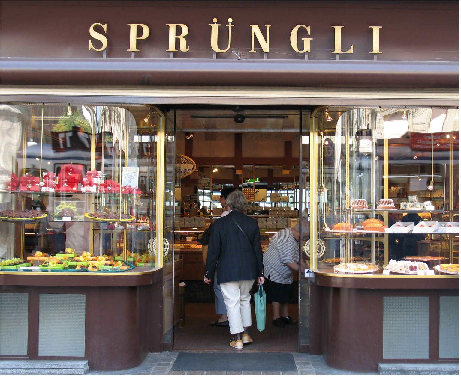 Lindt & Sprüngli Chocolate Factory