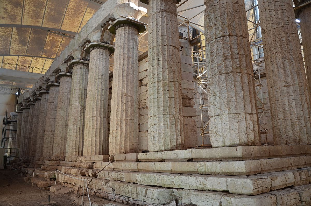 Temple of Apollo Epicurius