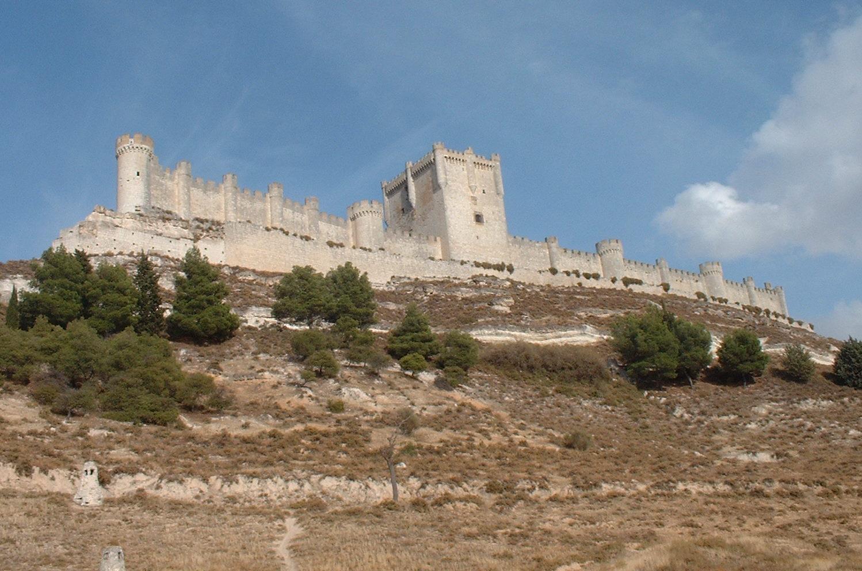 penafiel castle spain