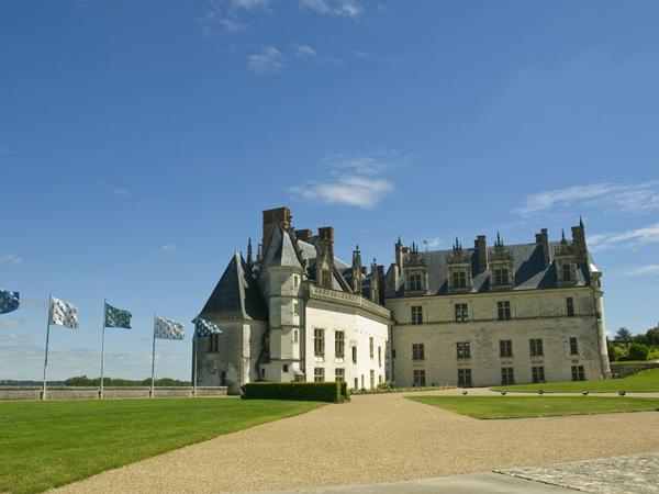 Amboise Castle, Loire Valley