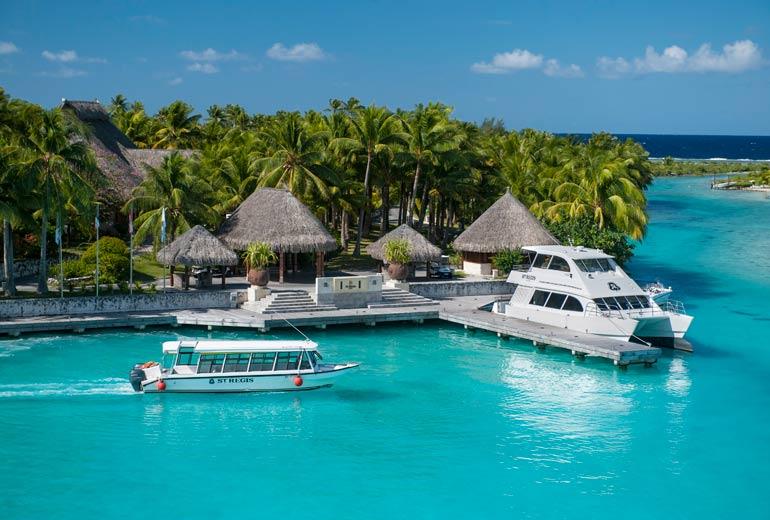 St. Regis Hotels and Resorts Bora Bora