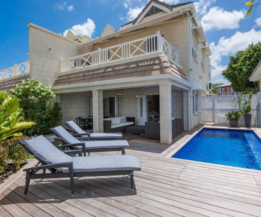 Radwood Beach Villa