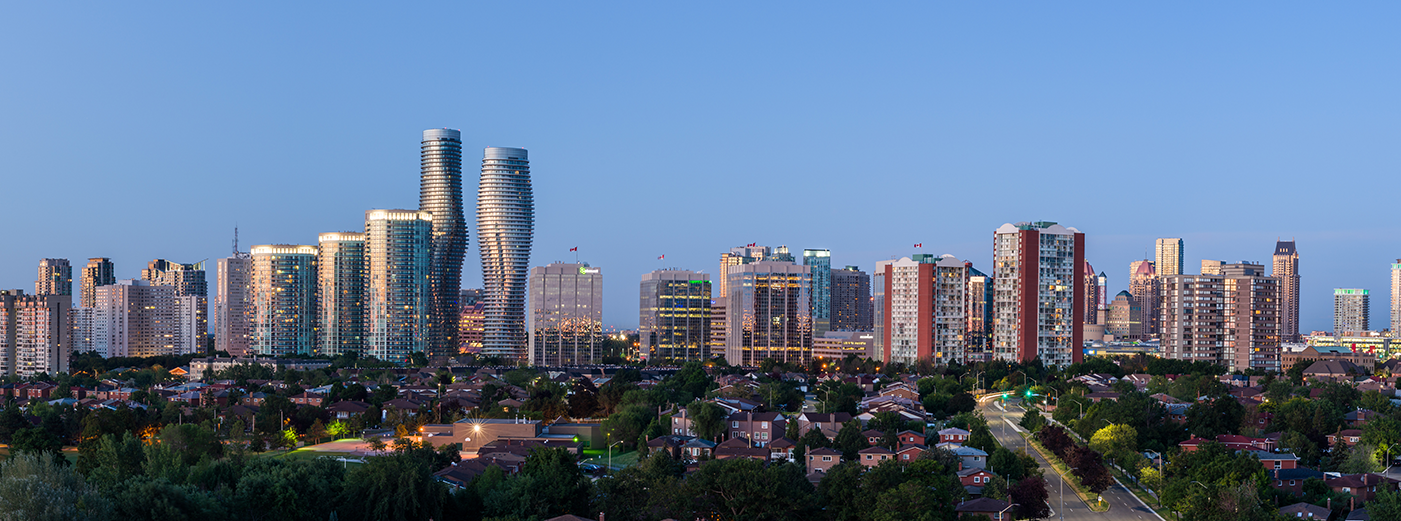 Mississauga City Center condos for sale