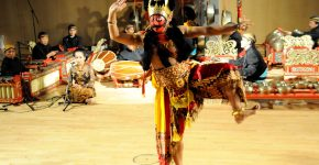 Indonesian music and dance