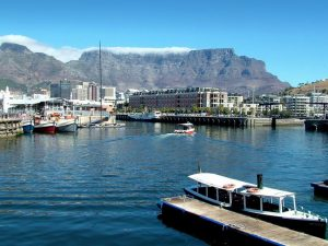 Cape Town and Table Mountains