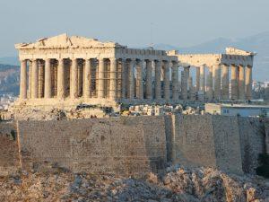 Athens, Parthenon temple