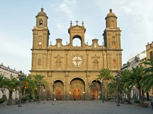 Las Palmas de Gran Canaria, Cathedral of Canary Islands, Plaza de Santa Ana