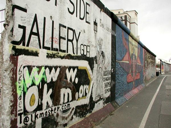 Berlin, Eastside Gallery