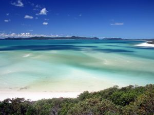 Whitehaven Beach, Whitsunday