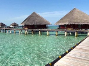 Best honeymoon resorts in Maldives