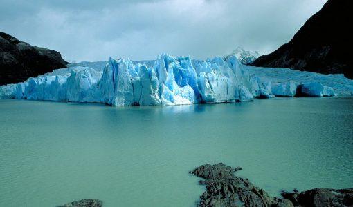 Glacier Torres del Paine