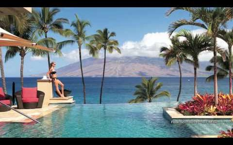 Visit Hawaii And Stay In The Four Seasons Resort Maui At Wailea