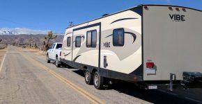 Travel trailer rentals