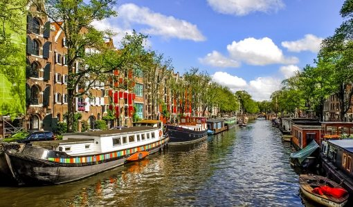 Amsterdam boat tours